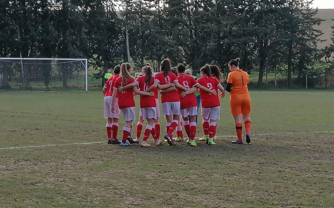 Under 17 femminile: Perugia-Roma 1-1