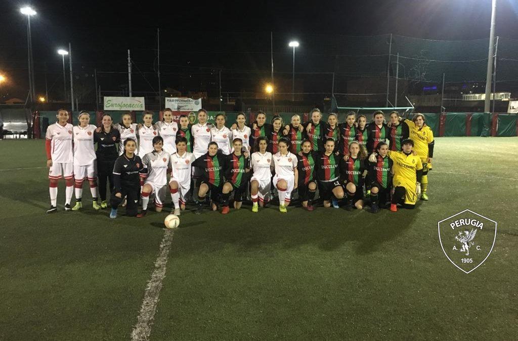 Under 15 femminile: Ternana-Perugia 0-3