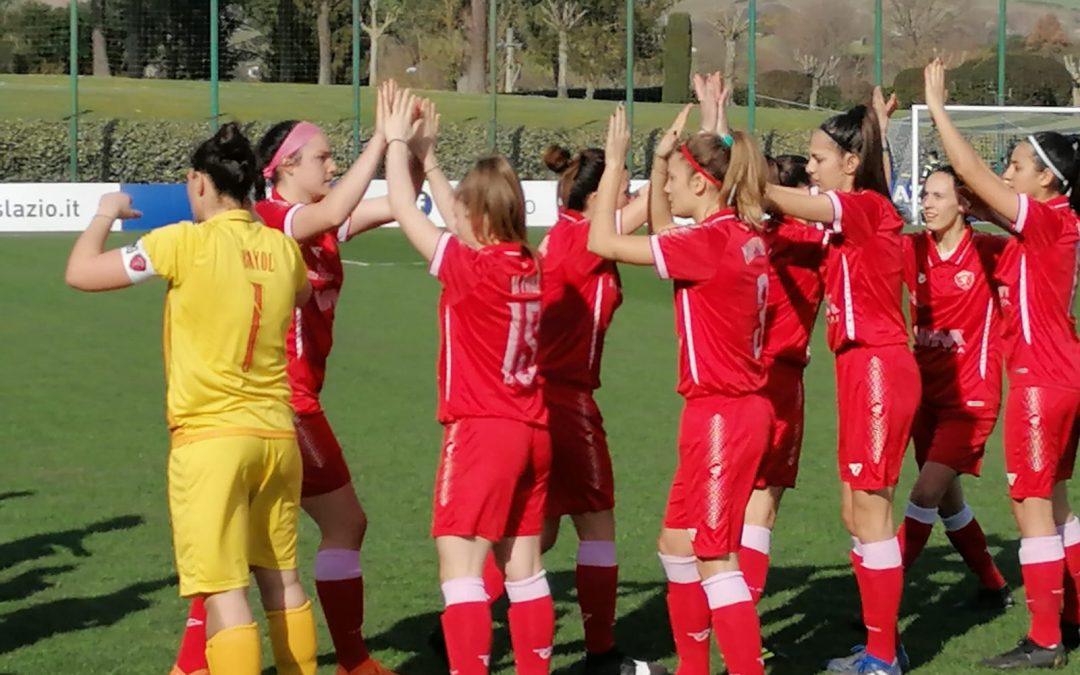 Femminile: Lazio-Perugia 1-0