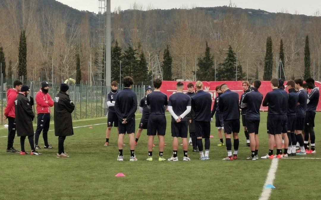 Primavera: match con la Juve Stabia a porte chiuse