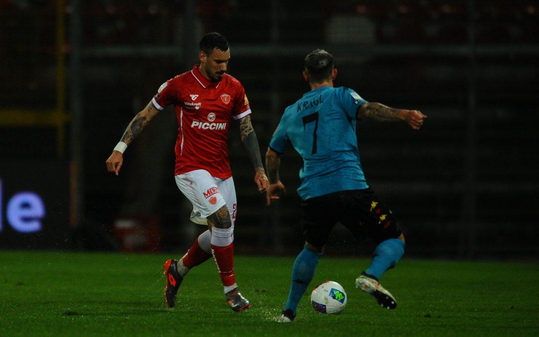 Perugia-Benevento termina 1-2
