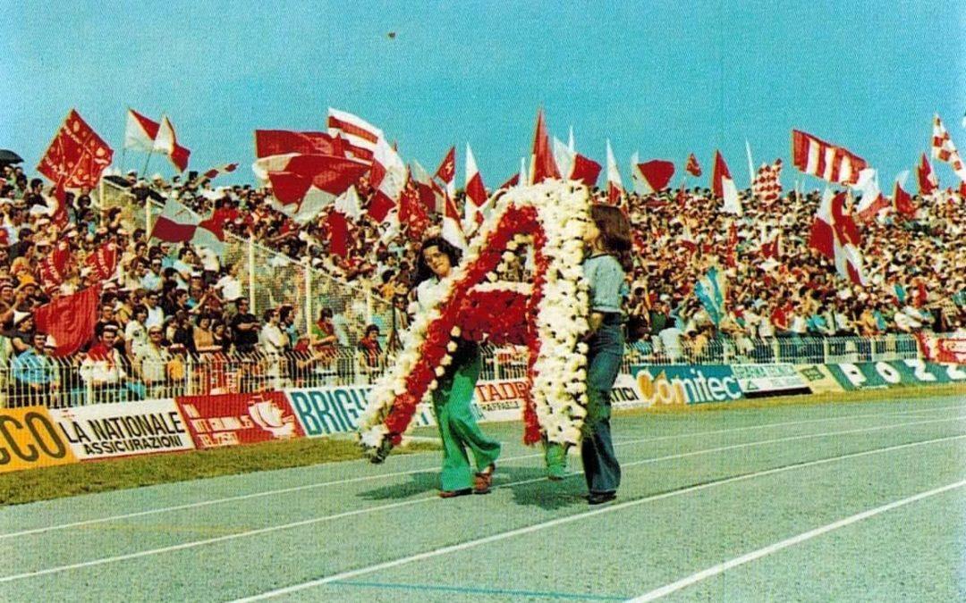 45 anni fa la prima promozione in Serie A