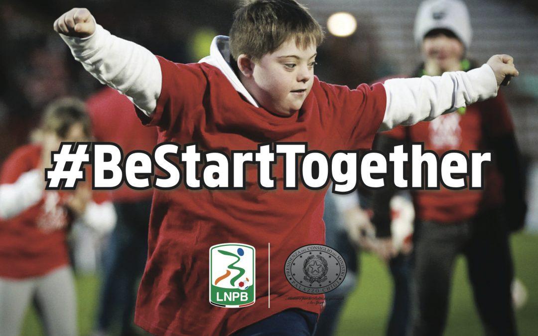 #BeStartTogether: la ripartenza come segnale di inclusione