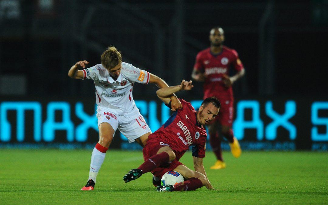 Cittadella-Perugia termina 2-0