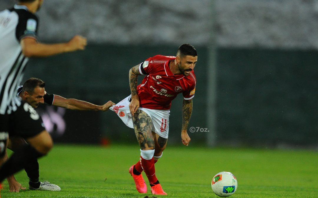 Ascoli-Perugia, termina 0-1