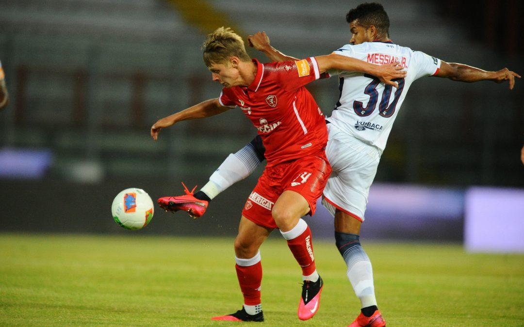 Perugia-Crotone termina 0-0