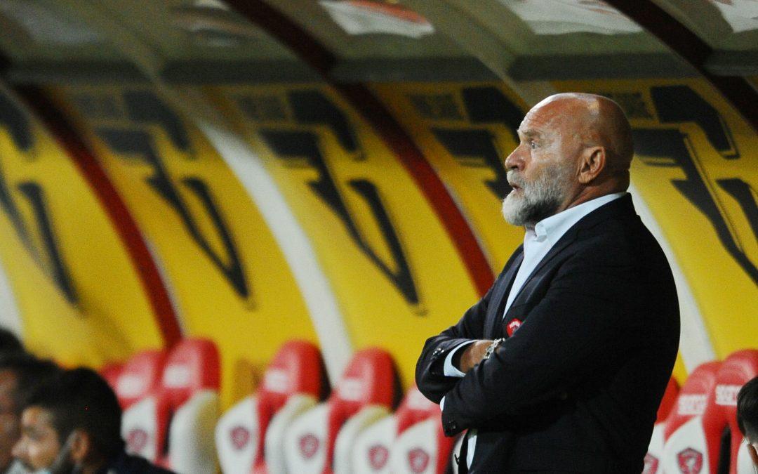 """Dal ritiro di Cosenza, Cosmi: """"La partita più importante del campionato"""""""