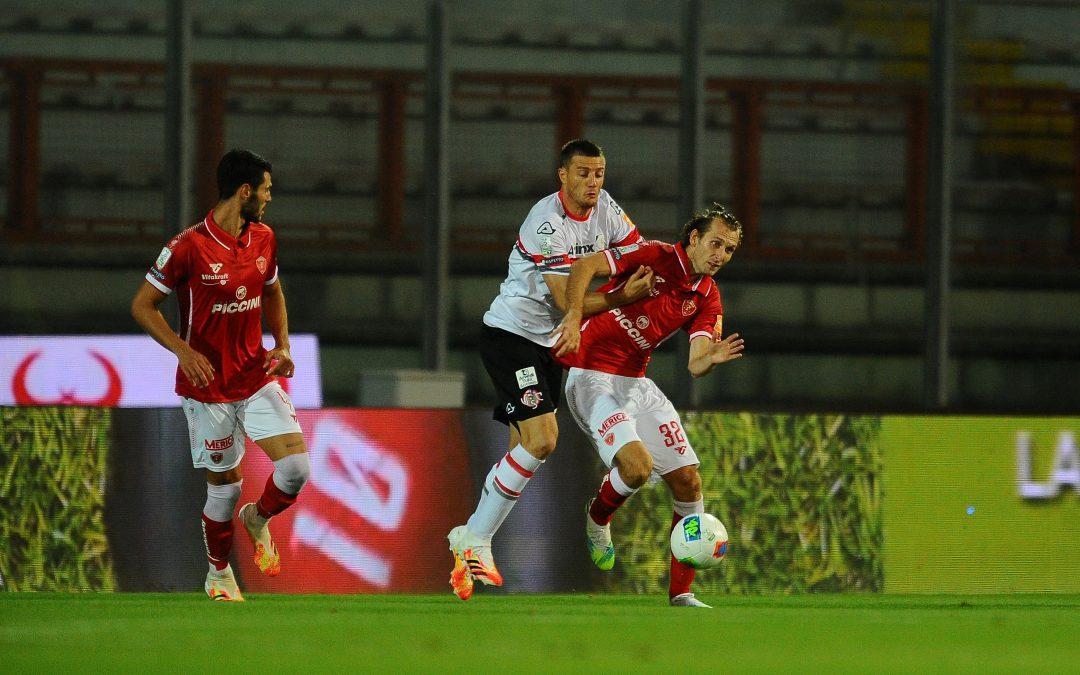 Perugia-Cremonese termina 0-0