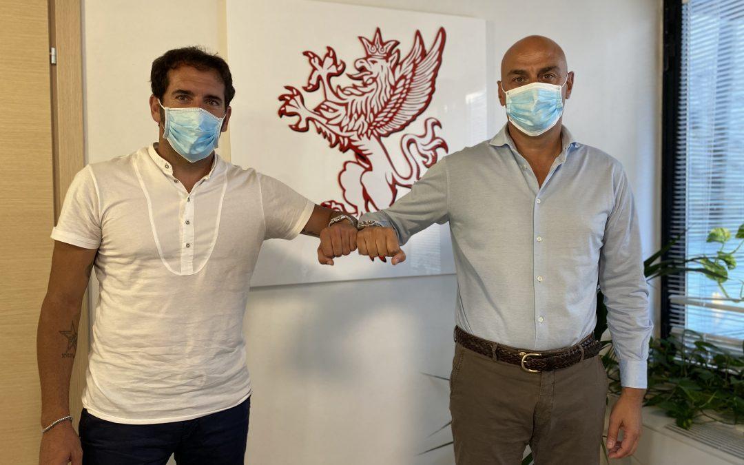 Fabio Caserta nuovo allenatore della Prima Squadra