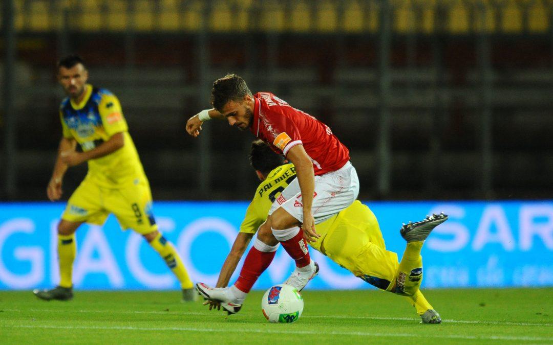 Perugia-Pescara termina 4-5 ai rigori