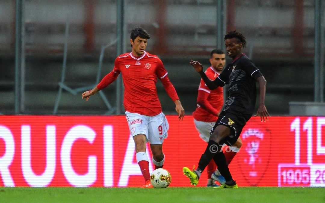 Perugia-A.J.Fano 2-2