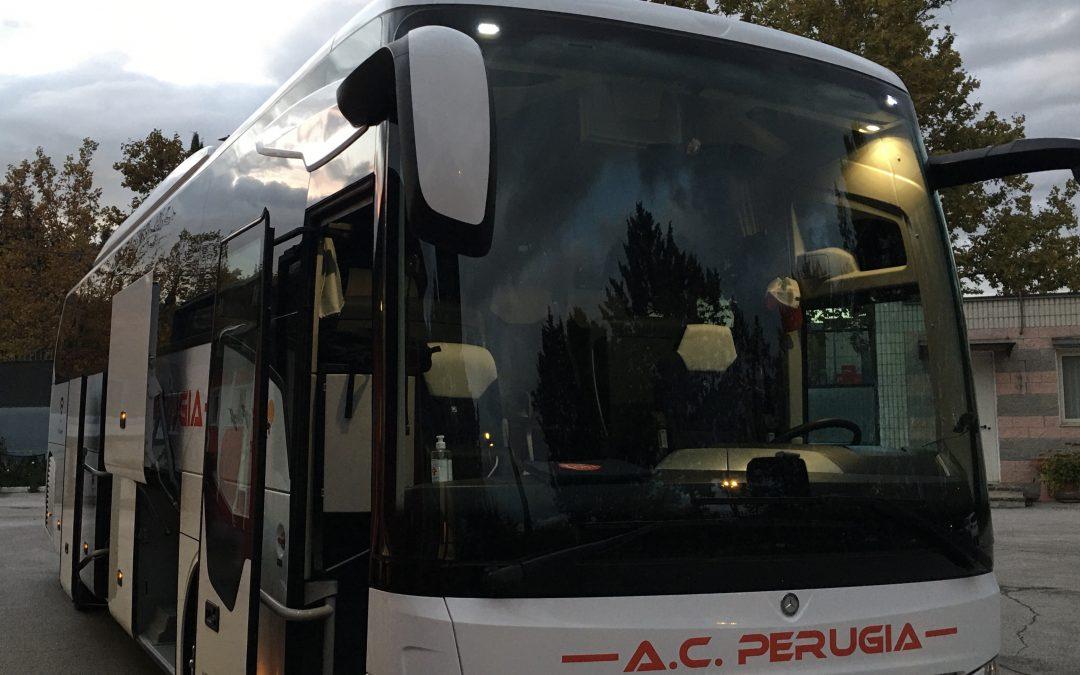 Brescia-Perugia, i convocati di mister Caserta