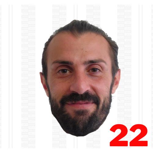 Paolo BaioccoPortiere- A.C. Perugia Calcio