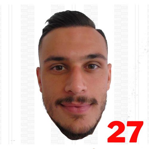 Tommaso CancellottiDifensore- A.C. Perugia Calcio