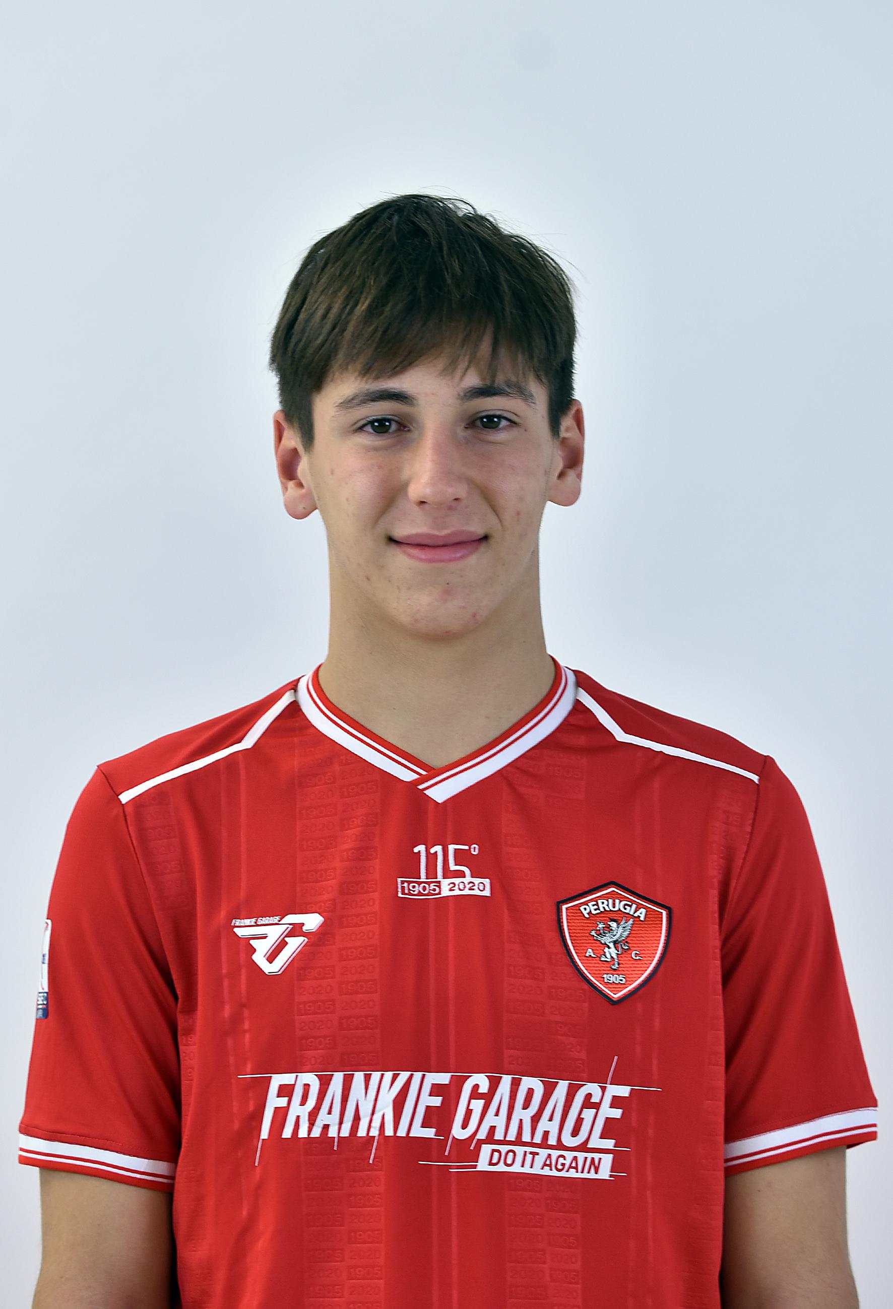 Alberto LunghiAttaccante- A.C. Perugia Calcio
