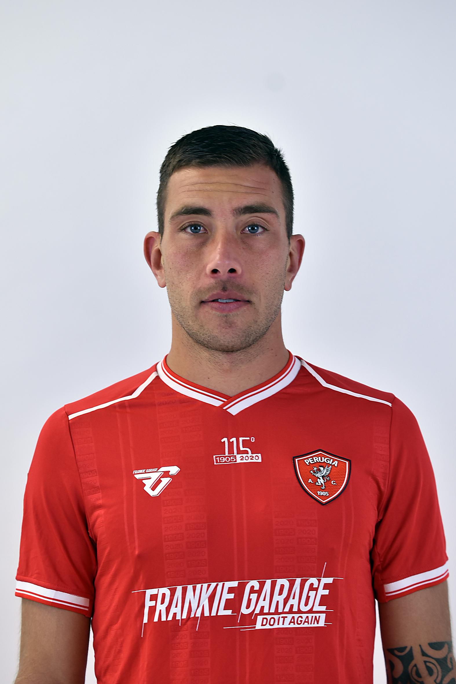 Jacopo Pietro MuranoAttaccante- A.C. Perugia Calcio
