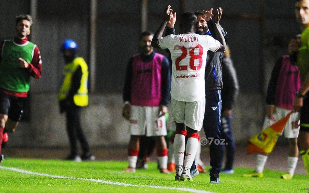 AREZZO-PERUGIA 0-1  GRANDE VITTORIA!!!