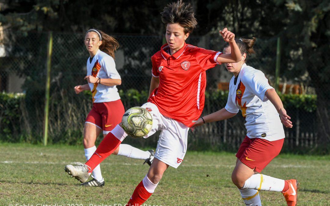 3^ GIORNATA CAMPIONATO PRIMAVERA, PERUGIA-ROMA 3-2