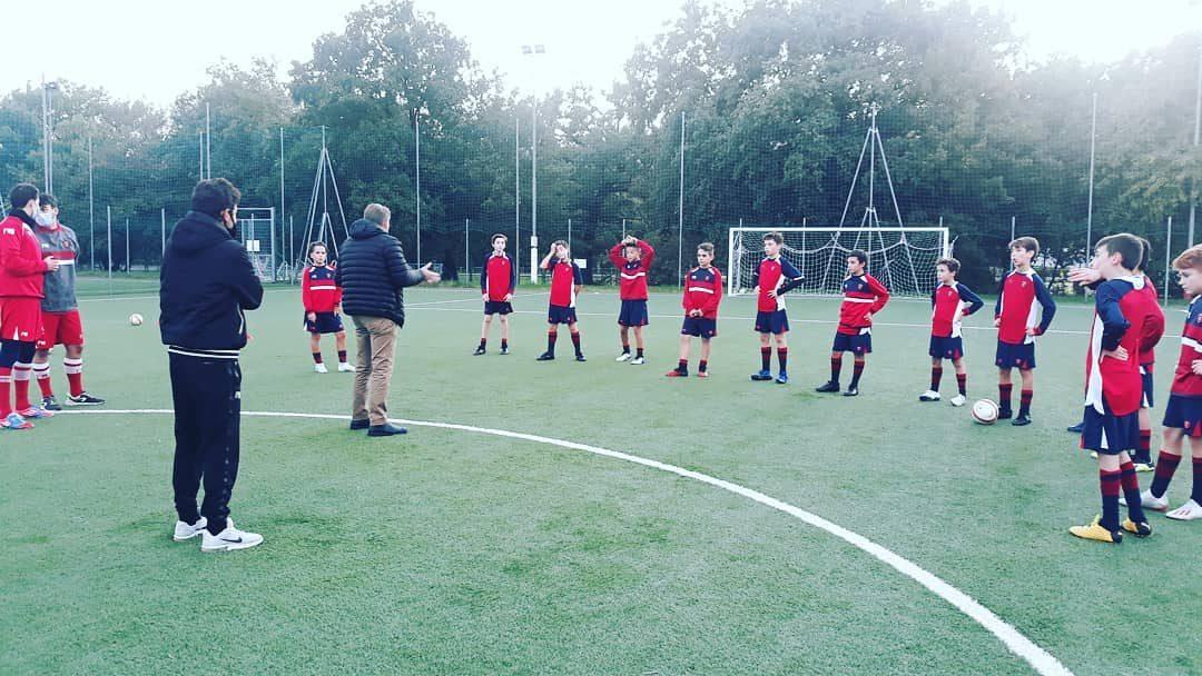 Ripresa attività Settore Giovanile, Vivaio e Scuola Calcio