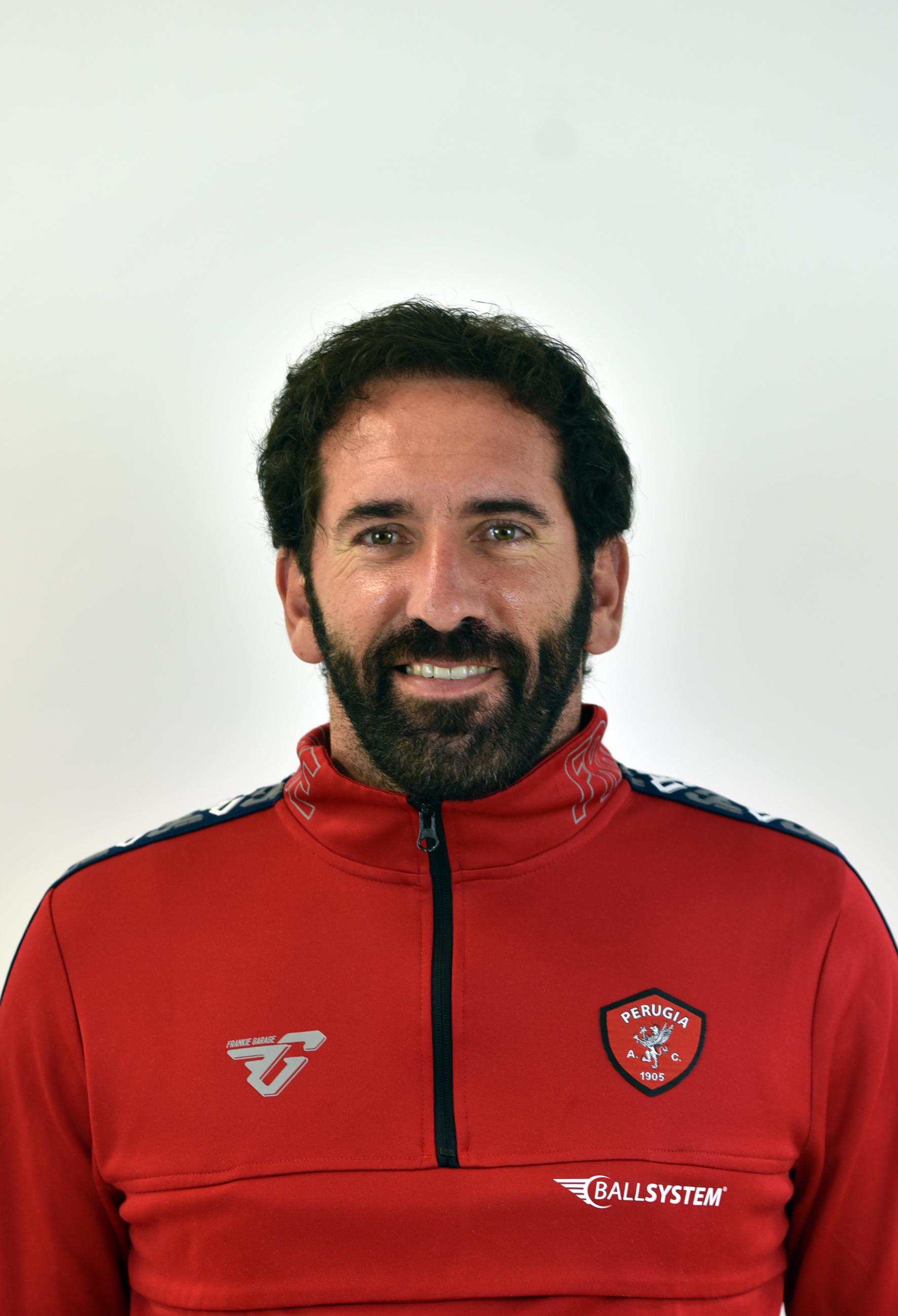FABIO CASERTAAllenatore- A.C. Perugia Calcio