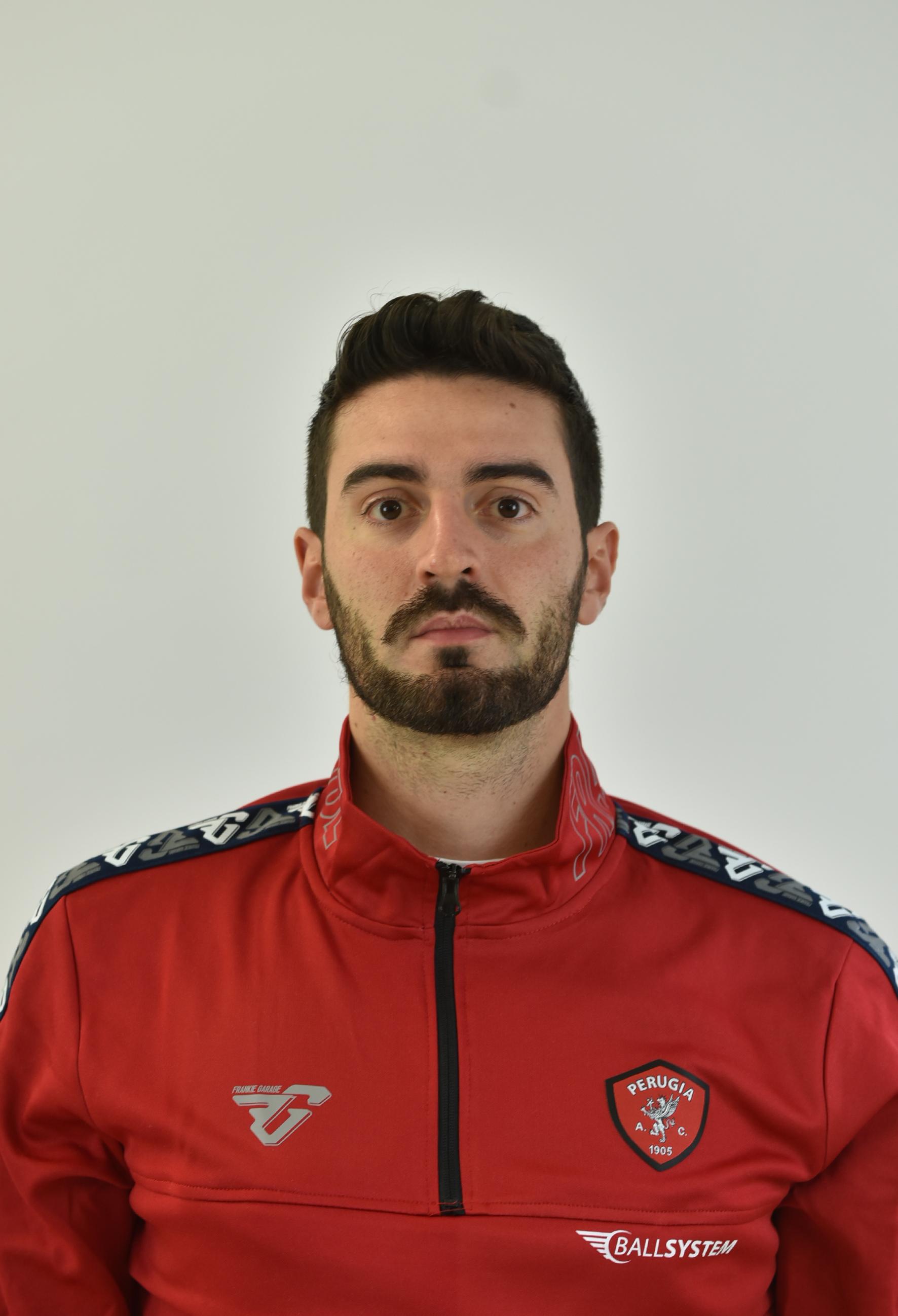 VALENTINO FRONDUTI- A.C. Perugia Calcio