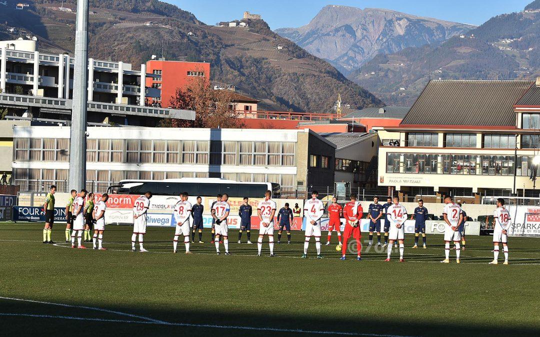 Sudtirol-Perugia 1-1, highlights