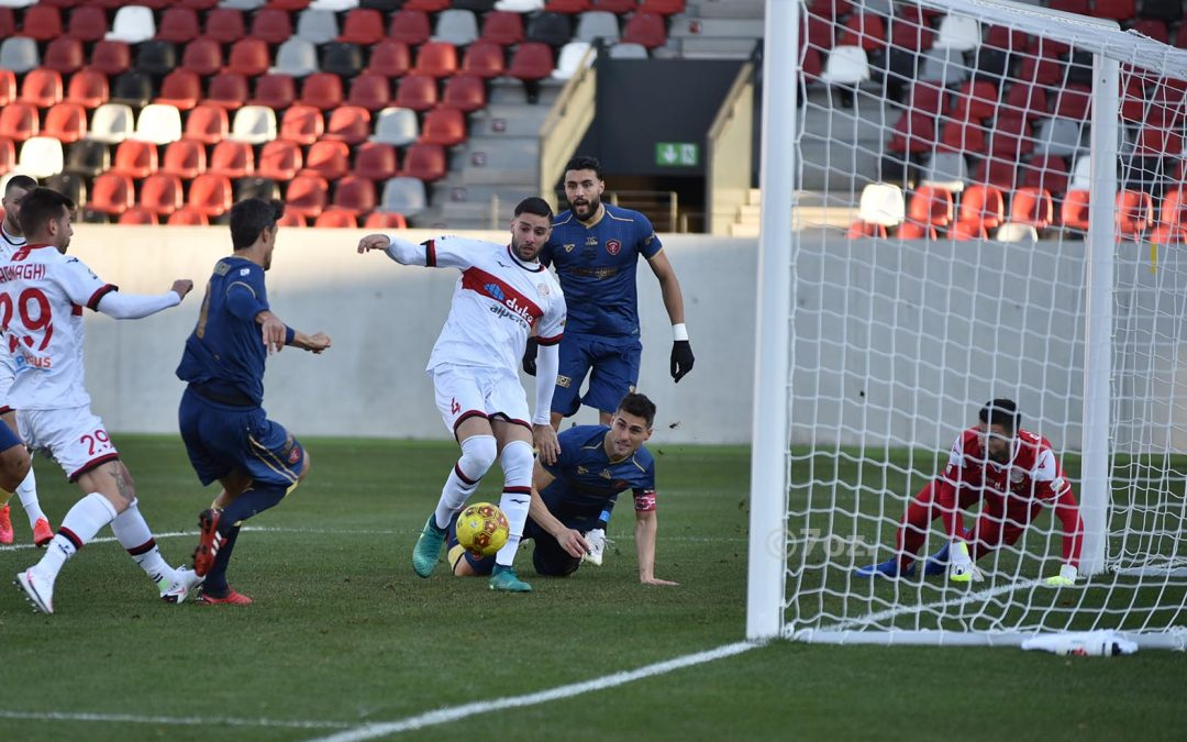 Sudtirol-Perugia 1-1