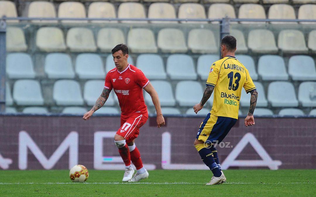 Modena-Perugia 0-1, la sintesi
