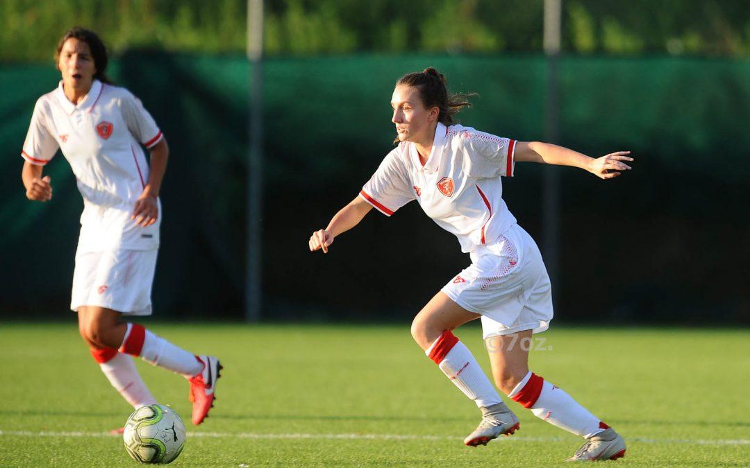 Rinviata la gara contro la Roma Calcio Femminile