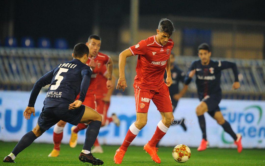 """""""Buon pareggio su un campo difficile. Dedico il gol alla nuova arrivata in famiglia, Costanza"""""""