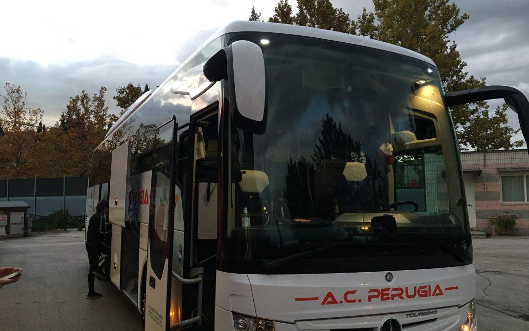 Sambenedettese-Perugia, 21 convocati