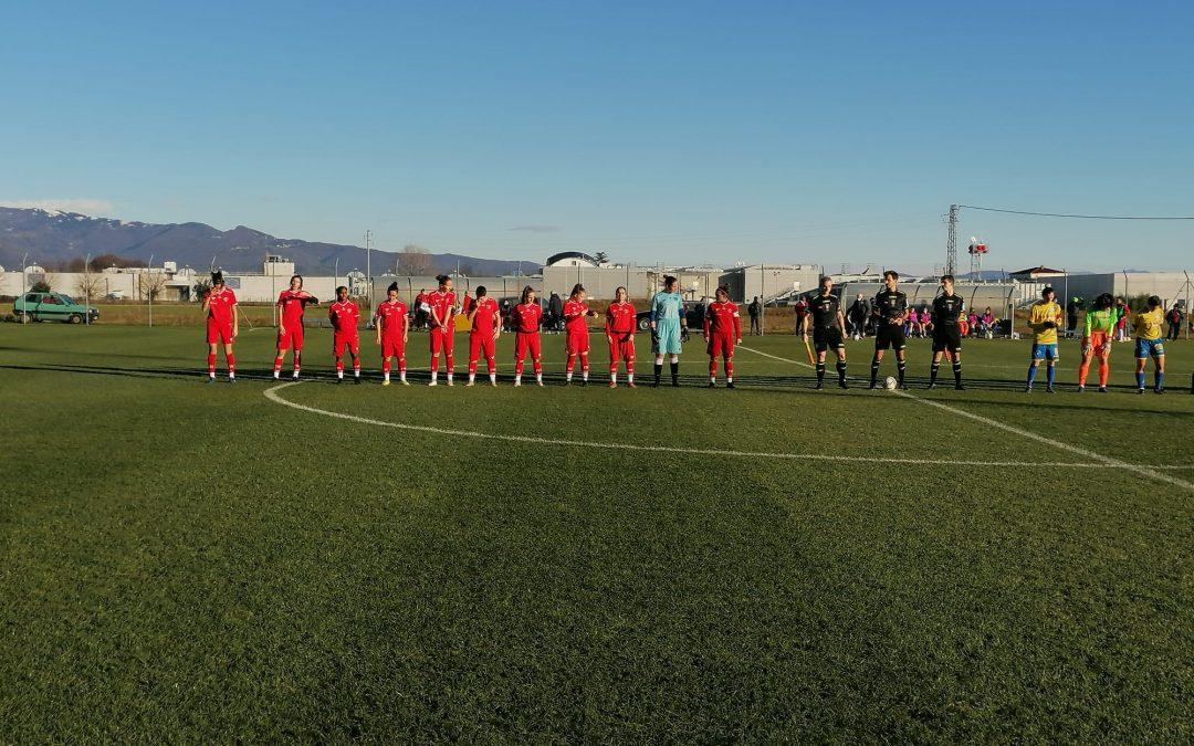 Tavagnacco-Perugia 5-0