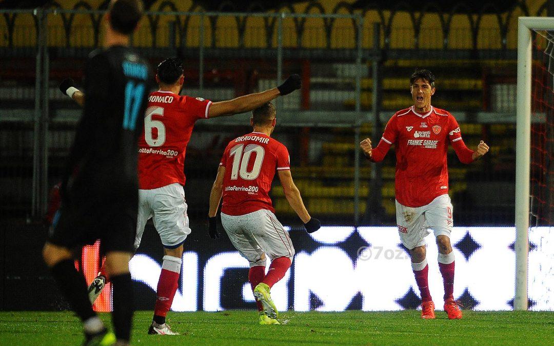 PERUGIA-IMOLESE 2-0 | MELCHIORRI-ELIA FIRMANO LA VITTORIA