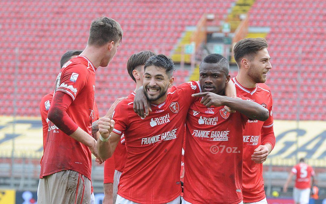 Perugia-Arezzo 3-0, HIGHLIGHTS