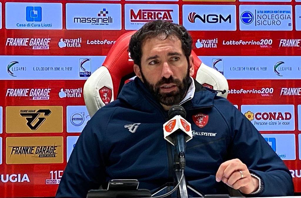 """""""Mi aspetto una grande gara da parte della squadra, i ragazzi hanno lavorato molto bene. Il Matelica è molto organizzato, sarà gara difficile"""""""