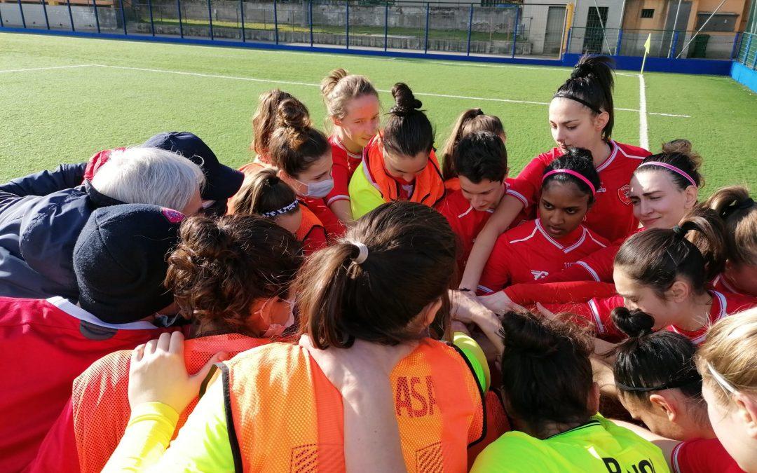 14^ giornata, Riozzese Como-Perugia 1-1