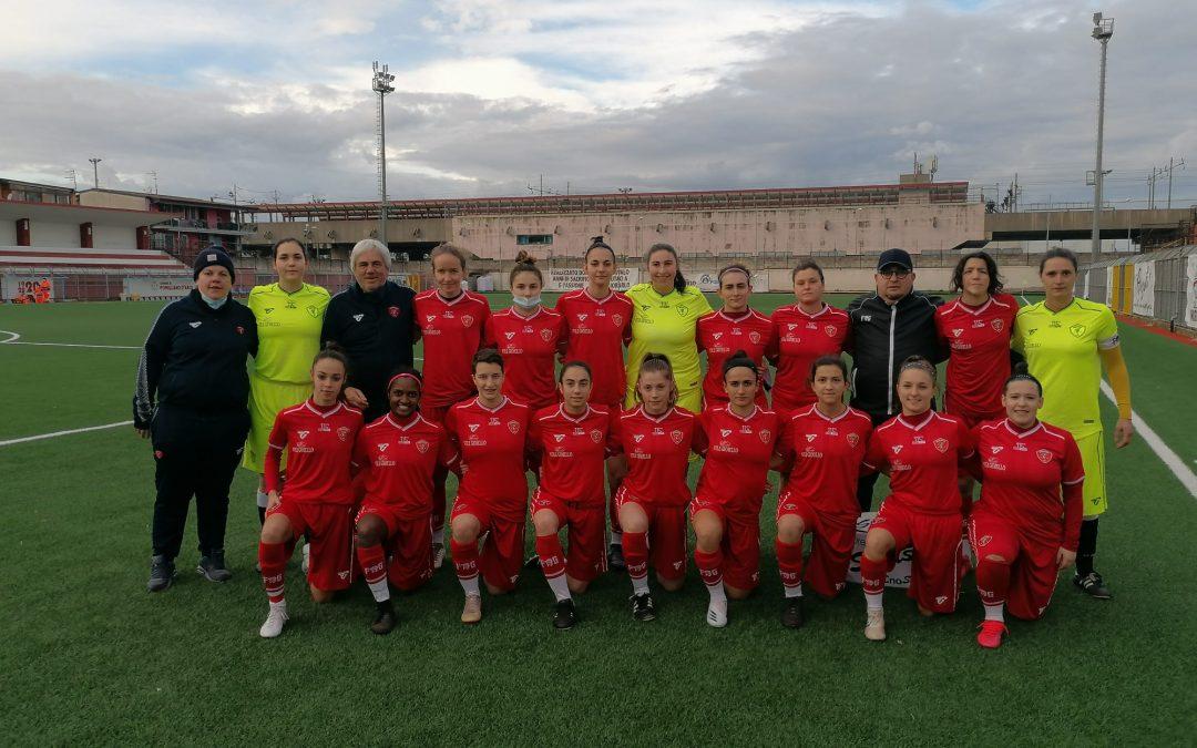 Recupero 6^ giornata, Pomigliano-Perugia 4-0