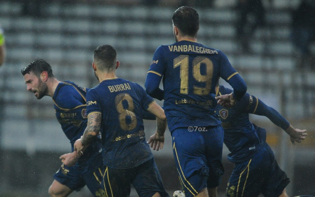 Matelica-Perugia 1-3, highlights