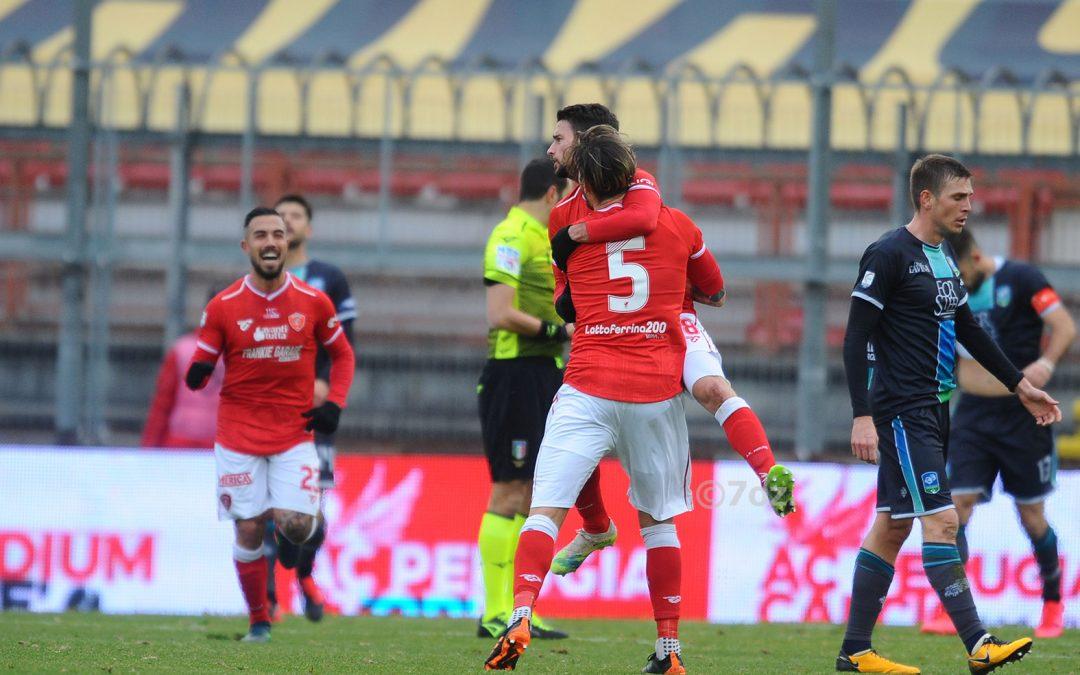 Perugia-Feralpisalò 3-2 | HIGHLIGHTS