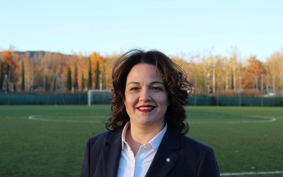 La Presidente Roscini nuovo Responsabile Regionale Calcio femminile