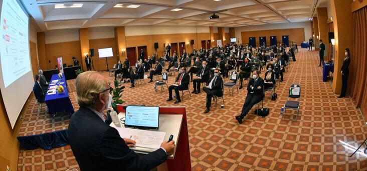 LEGA PRO | Ghirelli confermato alla guida della terza serie calcistica. Luigi Ludovici e Marcel Vulpis eletti vicepresidenti