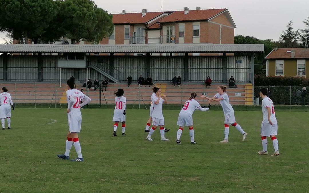 Recupero 8^ giornata | RAVENNA-PERUGIA 4-0