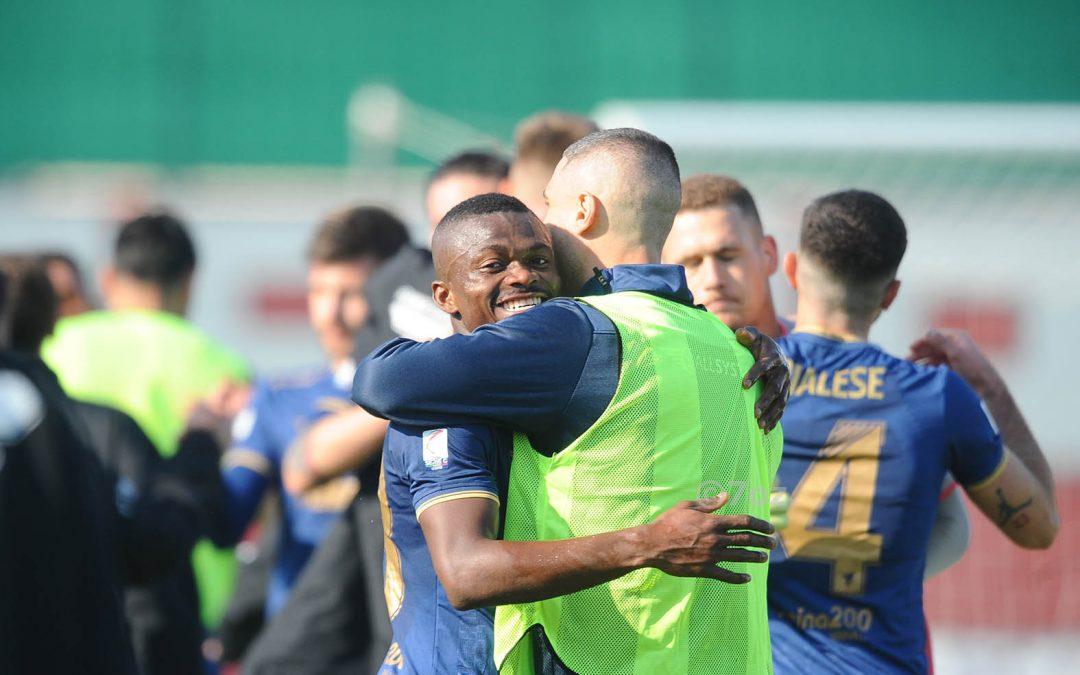 Vis Pesaro-Perugia 0-1, HIGHLIGHTS