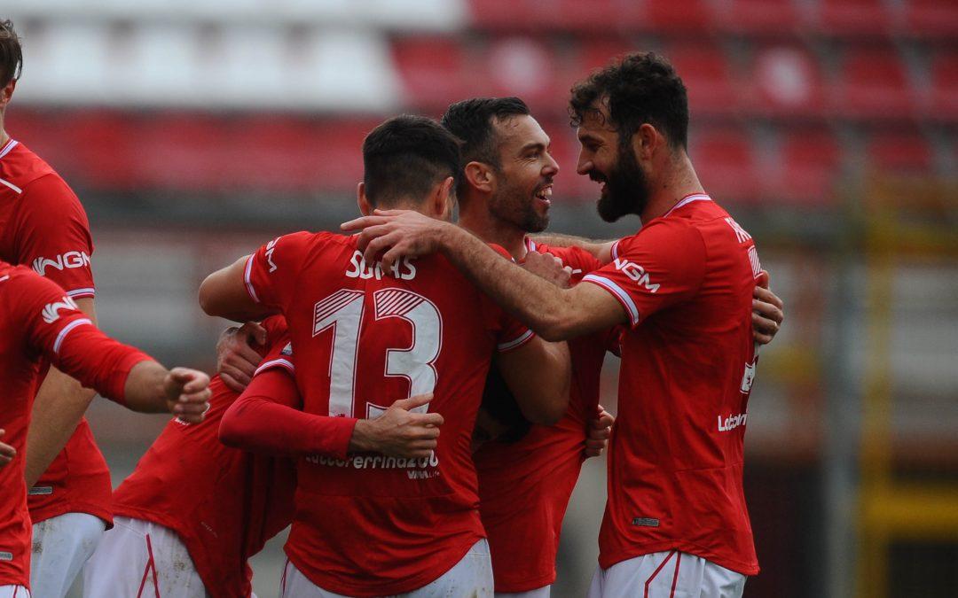 Perugia-Legnago 4-0, highlights