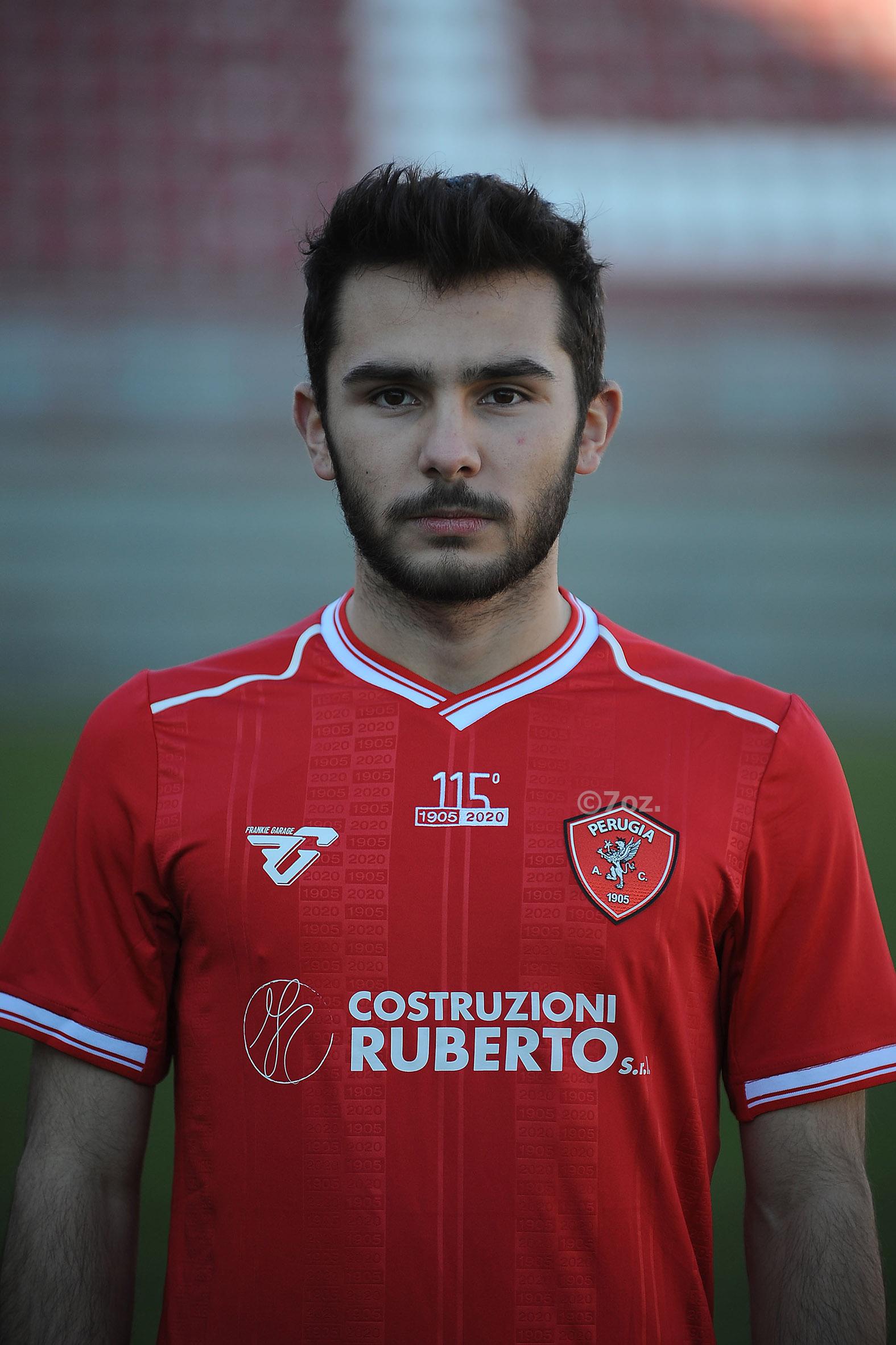 Nicola GaleottiCentrocampista- A.C. Perugia Calcio