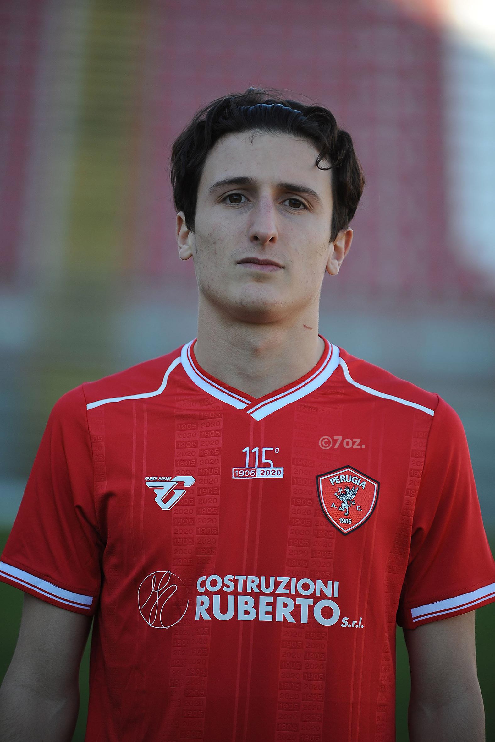 Mattia BarontiniCentrocampista- A.C. Perugia Calcio