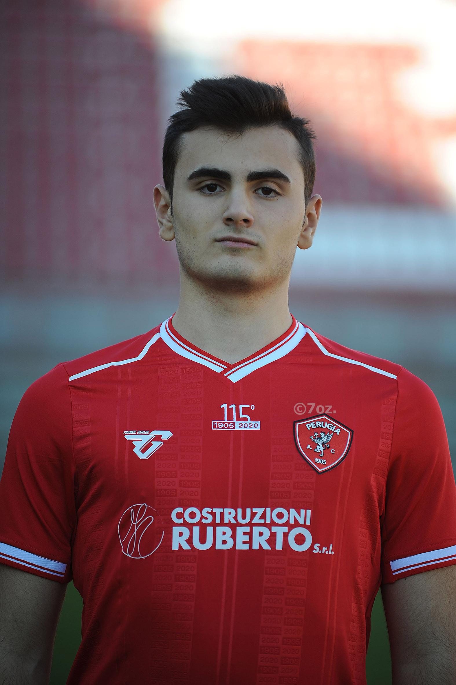 Mattia LarosaDifensore- A.C. Perugia Calcio