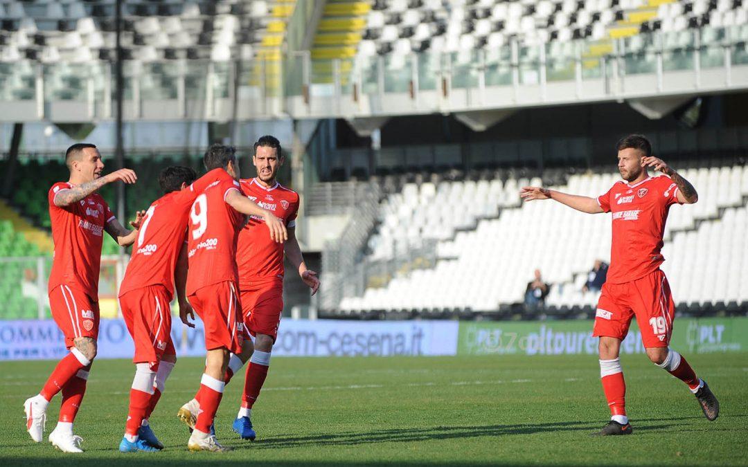 Cesena-Perugia 1-1 | HIGHLIGHTS