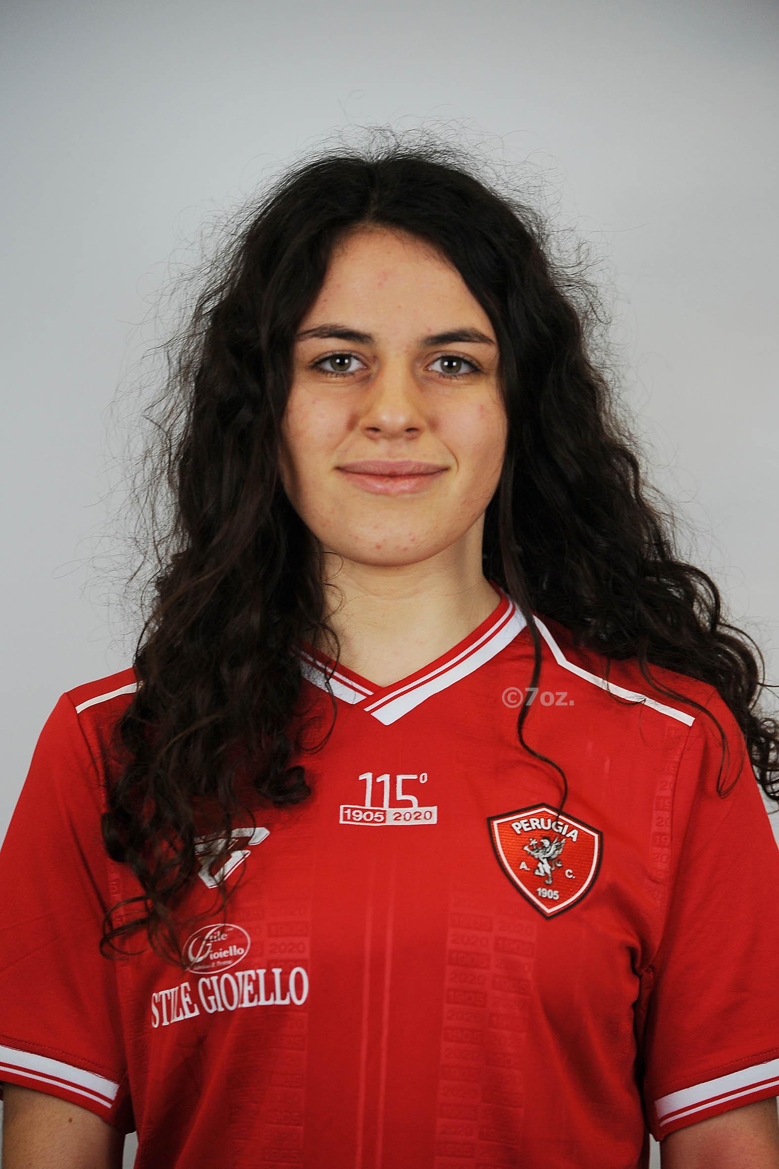 Anna Chiara GalassiDifensore- A.C. Perugia Calcio