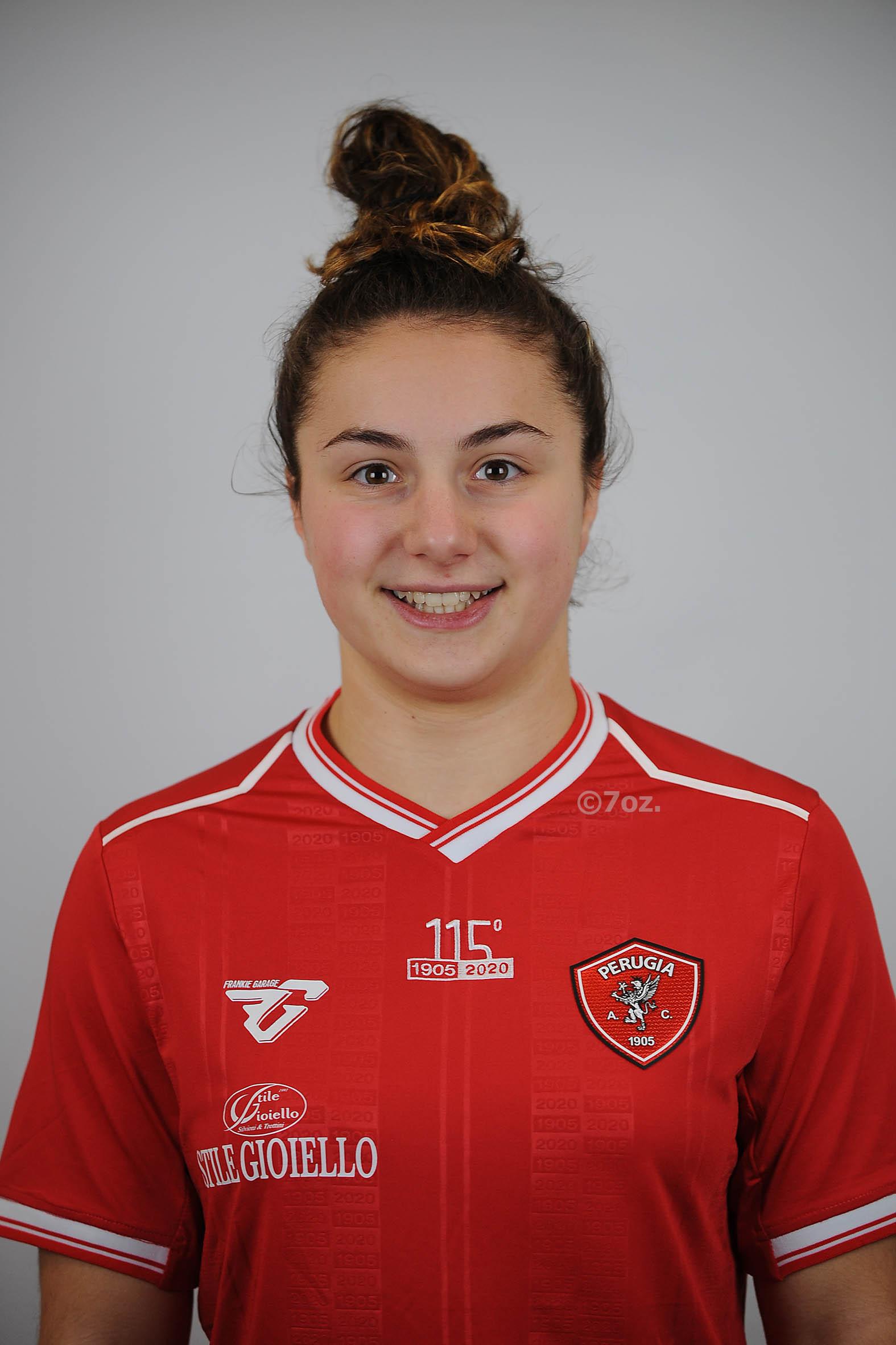 Silvia Ciferri- A.C. Perugia Calcio